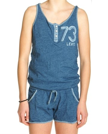 Levi´s Girls Shortie All in One sodalite blue NJ33507