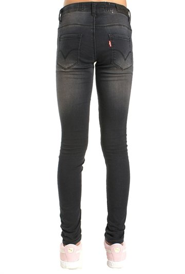 Levis Girls Jeggings Caviar