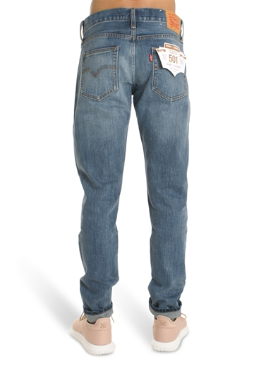 Levis Jeans 501 Skinny Fit Indigo