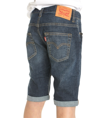 Levis Boys Bermudas 511 denim NL25087