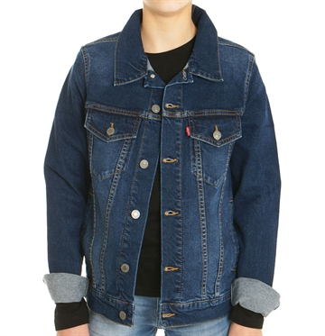 Levi´s Denim Jakke 40047 Raw