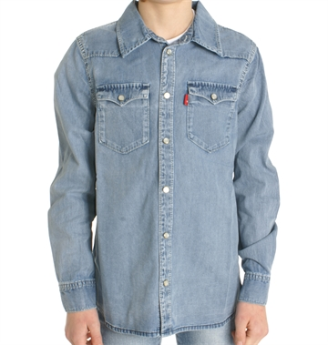 Levis denim skjorte junior dreng