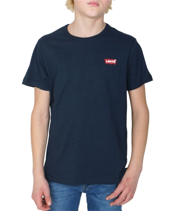 Levis T-shirt 10157 Navy Mini logo