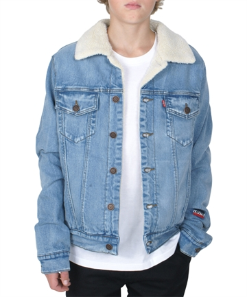 Levis Denim Jakke foret NM40017