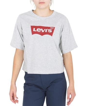 Levi´s Girls T-shirt NP10617 Light Grey