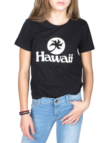 Little Remix T-shirt Stanley Hawaii Black