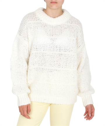 Little Remix Strik Abigail Sweater Cream