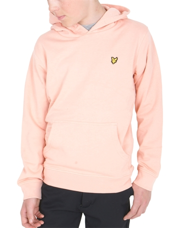 Lyle & Scott Classic Sweat Hoodie Coral Way