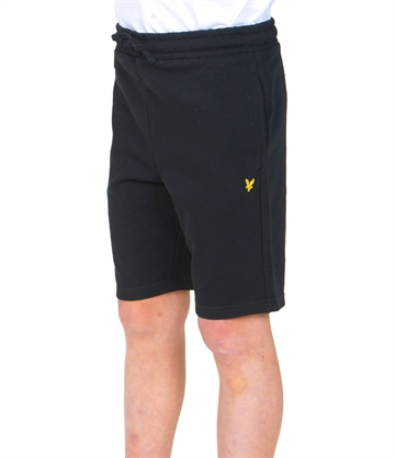 Lyle & Scott Classic sweat shorts True Black