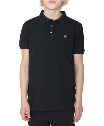 Lyle & Scott Classic Polo True Black