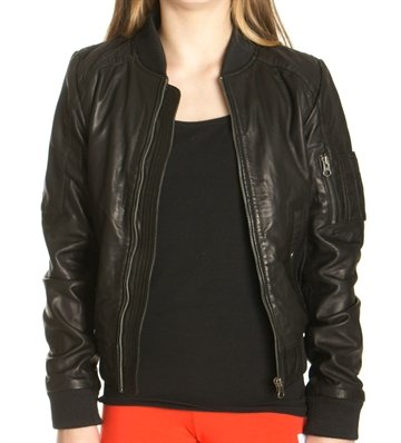 MDK Combi Leather Jacket