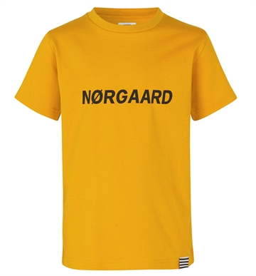 Mads Nørgaard T-shirt Thorlino Golden Yellow