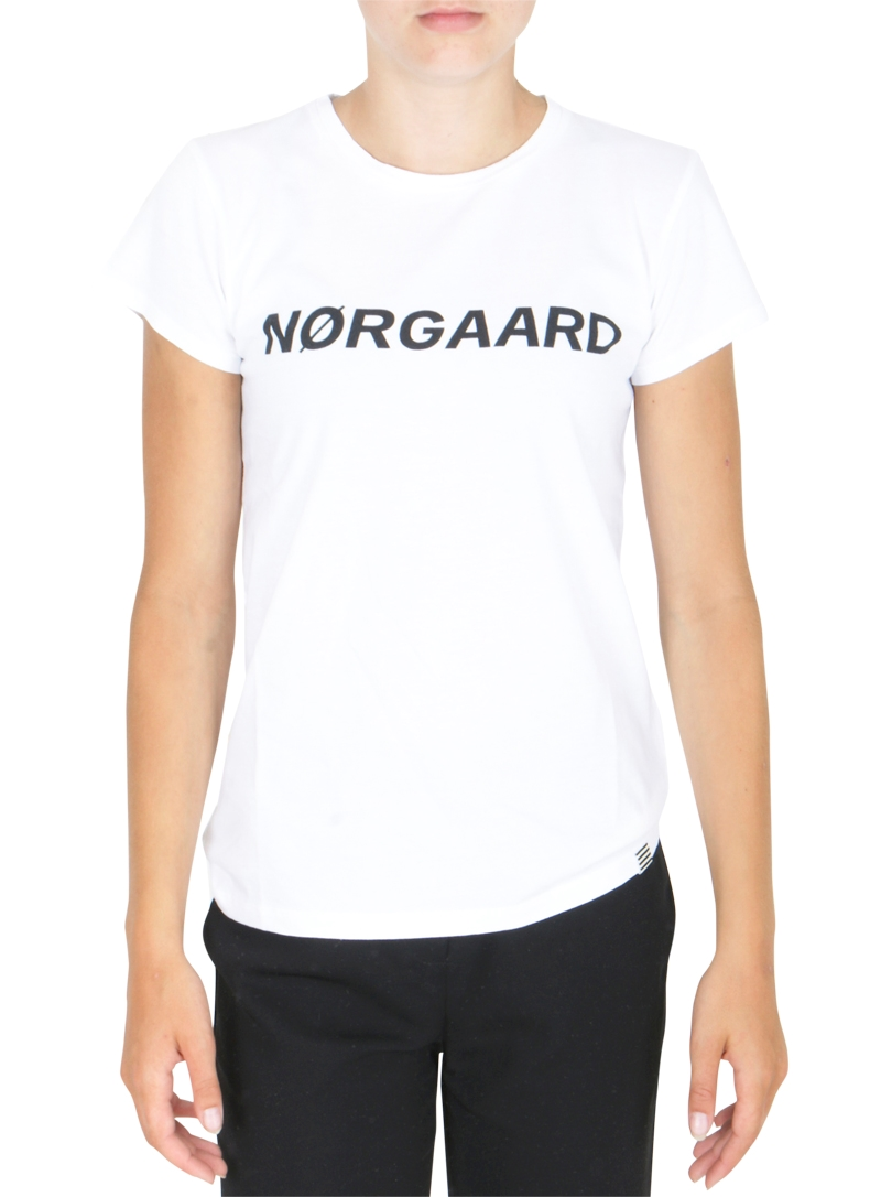 Mads Nørgaard T shirt Tuvina ss White