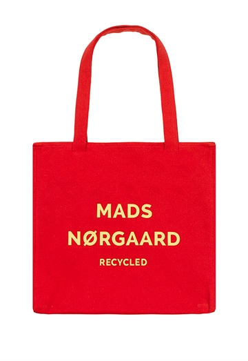 Mads Nørgaard Athene Bag Red/Yellow