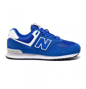 New Balance GC574ES sneakers North sea/ white