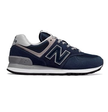 New Balance Sko 574 Ensign Blue
