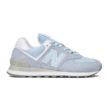 New Balance Sko Wl 574 light blue