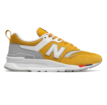 New Balance Sko CW997HAF Yellow / Red