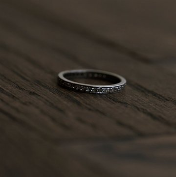 Niluh ring Eternity diamant