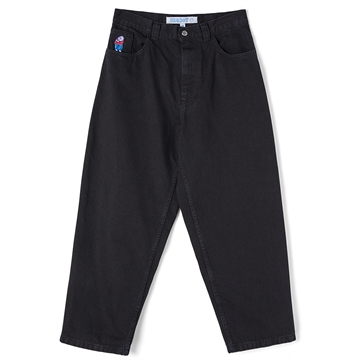 Polar Skate Co Big Boy Jeans Pitch Black