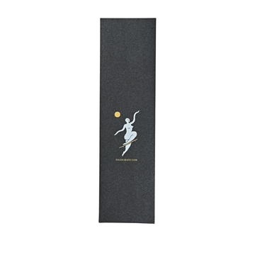 Polar Skate Co POLAR SKATE CLUB GRIPTAPE - Yellow - Yellow - o/s