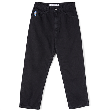 Polar Skate Co Jeans ´93 Pitch Black
