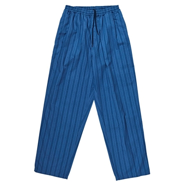 Polar Skate Co Surf Pants Wavy Blue Stripe