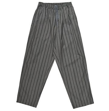 Polar Skate Co Surf Pants Wavy Grey Stripe