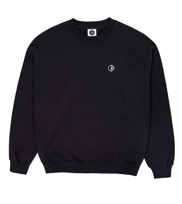 Polar Skate Co Sweatshirt Team Crewneck Black