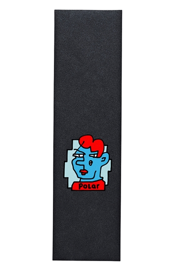 Polar Skate Co Grip Tape Doodle Face