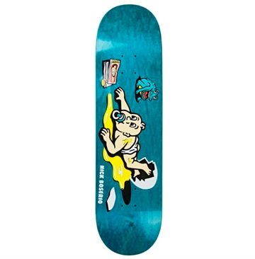 Polar Skate Co - Deck - Nick Boserio Cleo P2 Blue Stain