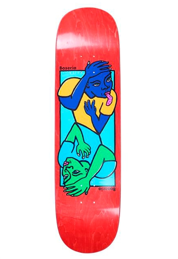 Polar Skate Co - Deck - Nock Boserio Double Head