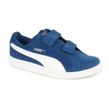 Puma sko Smash Fun Blue velcro