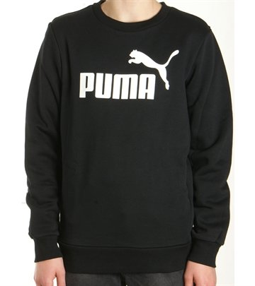 Puma Junior sweatshirt sort -  249,-