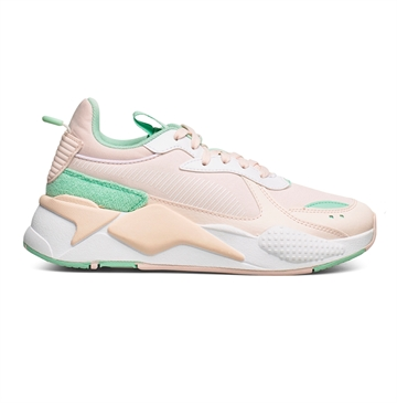 Puma Sko RS-X Collegiate Mist green rose water