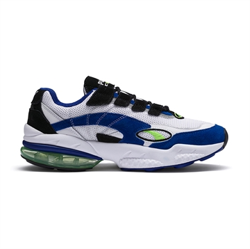 Puma sko Cell venom White/blue
