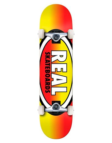 Real Complete Skateboard Fades 7,75