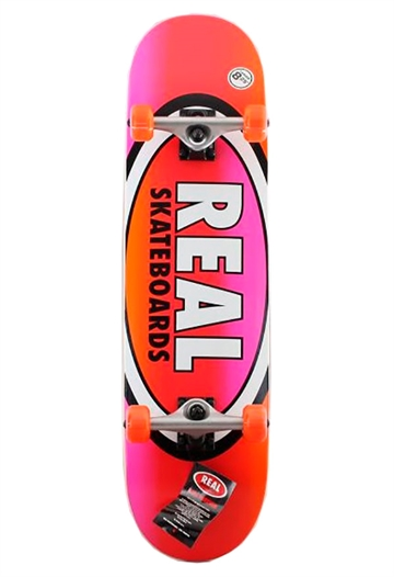 Real Complete Skateboard Fades 8,25