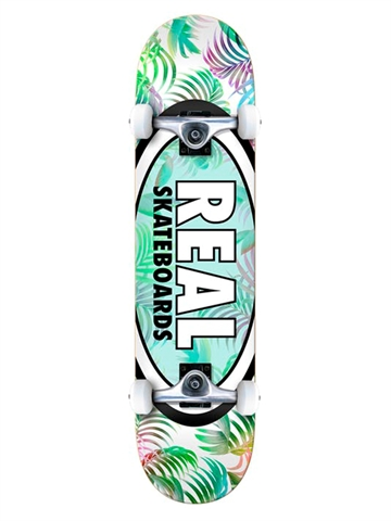 Real Complete Skateboard Tropics 7,75
