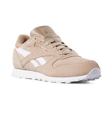 Reebok Sko Classic Leather Beige DV4257