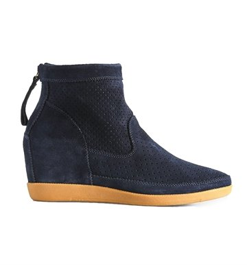 Shoe The Bear sko Emmy Navy Blå