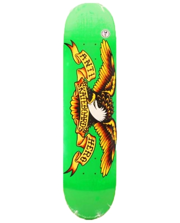 AntiHero Skateboard eagle Green