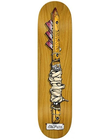 Anti Hero Skate deck 8,12