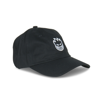 "Spitfire Kasket ""DAD HAT"" Black"