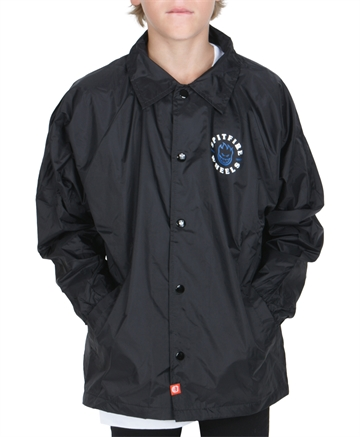 Spitfire jacket Coach Black blue
