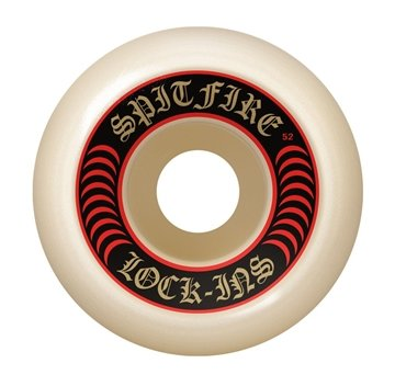 Spitfire Wheels  FORMULA FOUR LOCK INS 101DURO