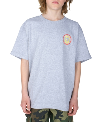 Spitfire T-shirt Youth Classic Swirl grey