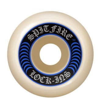 Spitfire Wheels  FORMULA FOUR LOCK INS 99DURO