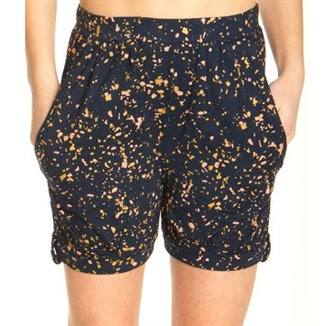 Soft Gallery Shorts Jolie AOP Terazzo Blue