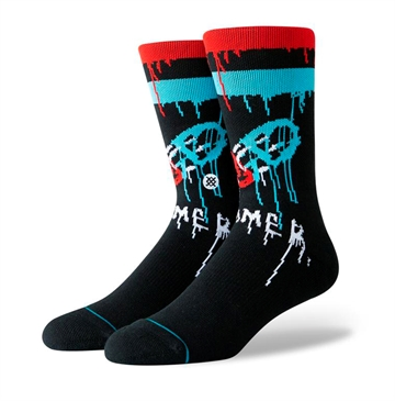 Stance Socks The Bomb Black